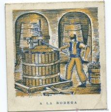 Lotería Nacional: BODEGAS TERMES, PARTICIPACION LOTERIA NACIONAL,SORTEO DE NAVIDAD 1948.. Lote 42726125