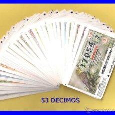 Lotería Nacional: AÑO 2009 COMPLETO LOTERIA NACIONAL DEL JUEVES. Lote 136440384
