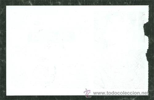 Lotería Nacional: PAPELETA LOTERIA NACIONAL FRANCO SORTEO NAVIDAD AÑO 1998 - Foto 2 - 47359259