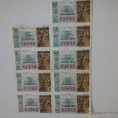 Lotería Nacional: SORTEO 5 ENERO 1977. Lote 49774143