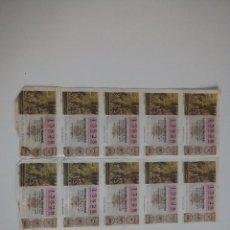 Lotería Nacional: 5 ENERO 1977 SERIE 18. Lote 49774416