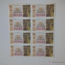 Lotería Nacional: 5 ENERO 1977 SERIE 23. Lote 49774445