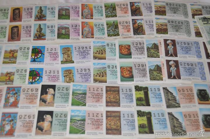 Lotería Nacional: Más de 300 DÉCIMOS, AÑO 1985 - De Enero a Diciembre - 28 Fechas diferentes - ¡Mira fotos y detalles! - Foto 6 - 57677195