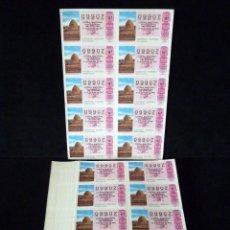 Lotería Nacional: LOTERIA NACIONAL. AÑO 1985. SORTEO NAVIDAD 50/85. 40 SERIES CORRELATIVAS 16-55. 400 DÉCIMOS. Lote 57967063