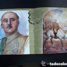 Lotería Nacional: TOMELLOSO: PARTICIPACION LOTERIA 1993 : FRANCO Y UNIDAD DE ESPAÑA ..23 X 48 CM. Lote 98803756