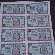 Lotería Nacional: BILLETE DE LOTERIA 26 NOVIEMBRE 1959. Lote 71746039