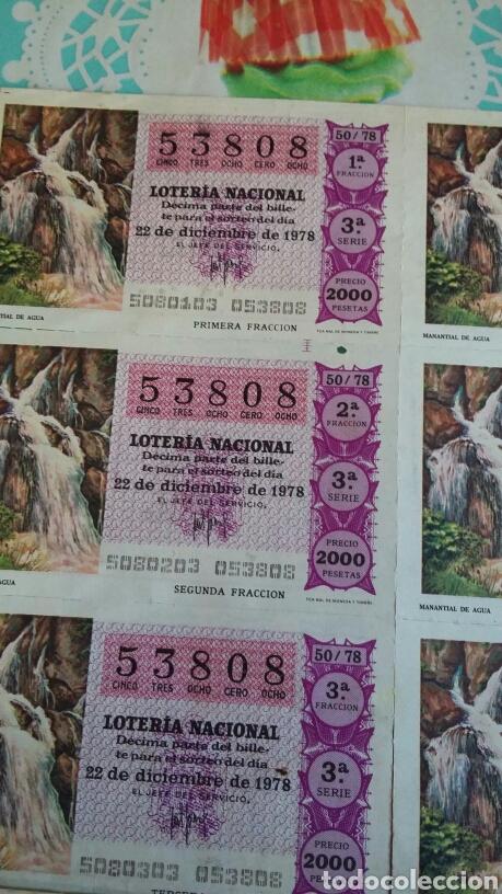 Lotería Nacional: Lotería Nacional 22 diciembre 1978 - Foto 2 - 73527741