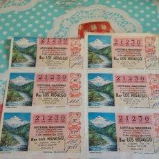 Lotería Nacional: LOTERÍA NACIONAL 5 ENERO 1978. Lote 73529501