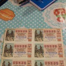 Lotería Nacional: LOTERÍA NACIONAL 22 DICIEMBRE 1983. Lote 73565387