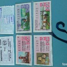 Lotería Nacional: LOTE DE 10 DECIMOS DE LOTERÍA NACIONAL. Lote 93887295