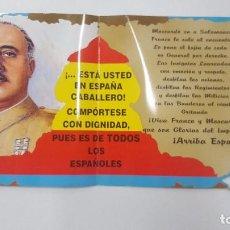 Lotería Nacional: GRAN PARTICIPACION DE LOTERIA NACIONAL DE FRANCISCO FRANCO--- 22 DICIEMBRE 1996. Lote 97321063