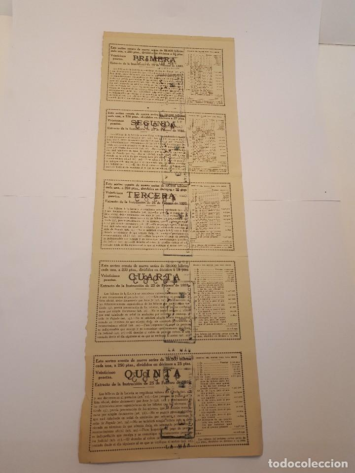 Lotería Nacional: Lotería Nacional, 5 enero 1950 - Foto 2 - 123352015
