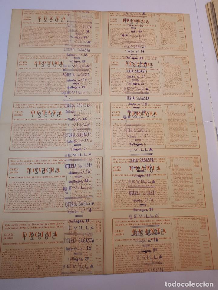 Lotería Nacional: lotería nacional 5 enero 1960 - Foto 2 - 123380379