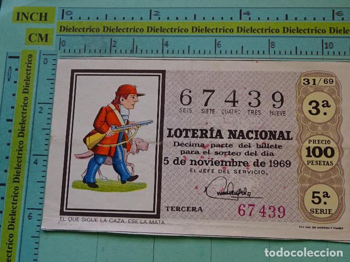 Cupón Décimo De La Lotería Nacional Sorteo 5 N Kaufen Alte