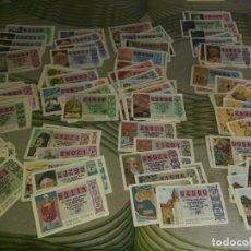 Lotería Nacional: 160 DECIMOS LOTERIA NACIONAL 1983. Lote 133819874