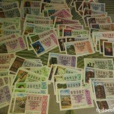 Lotería Nacional: 160 DECIMOS LOTERIA NACIONAL 1985. Lote 133821582