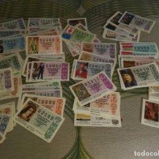 Lotería Nacional: 150 DECIMOS LOTERIA NACIONAL 1986. Lote 133822706