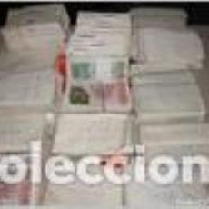 Lotería Nacional: MAGNIFICA COLECCION DE BILLETES LOTERIA -- MAS DE 4500. Lote 140501310