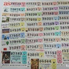 Lotería Nacional: 41 DECIMOS DE LOTERIA NACIONAL DEL AÑO 2017. Lote 143337658