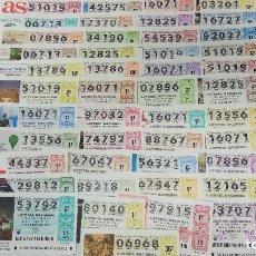 Lotería Nacional: 45 DECIMOS DE LOTERIA NACIONAL DEL AÑO 2017. Lote 143337942