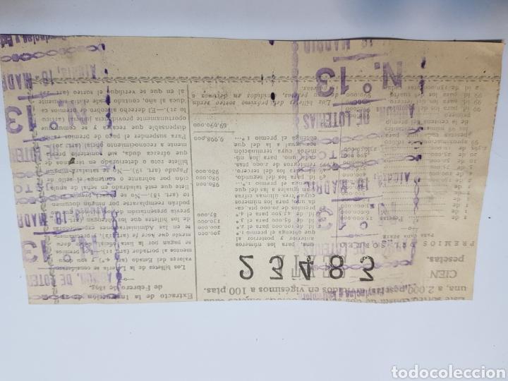 Lotería Nacional: Lotería Nacional de Navidad del año 1943 - Foto 2 - 147379097