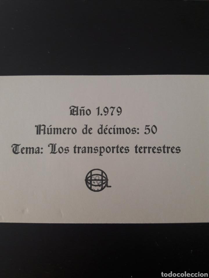 Lotería Nacional: Lotería Nacional año 1979 - Foto 4 - 148286285