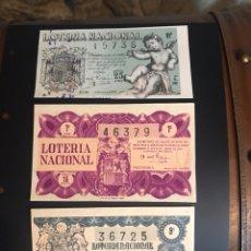 Lotería Nacional: LOTERIA AÑO 1948 COMPLETO. Lote 151642458