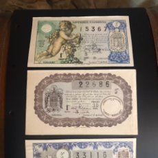Lotería Nacional: LOTERIA AÑO 1942 COMPLETO. Lote 151644422
