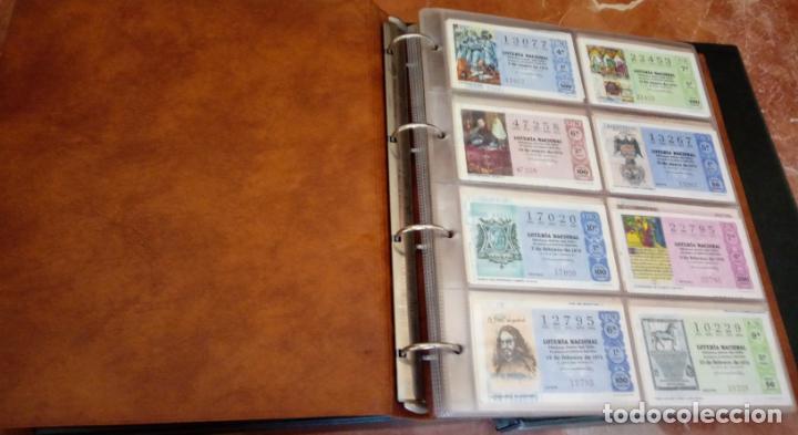 Lotería Nacional: COLECCIÓN COMPLETA DE LOTERÍA NACIONAL, DESDE EL AÑO 1963 INCLUSIVE HASTA LA FECHA ACTUAL. - Foto 5 - 151901426