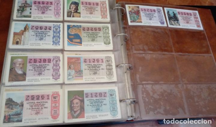 Lotería Nacional: COLECCIÓN COMPLETA DE LOTERÍA NACIONAL, DESDE EL AÑO 1963 INCLUSIVE HASTA LA FECHA ACTUAL. - Foto 6 - 151901426