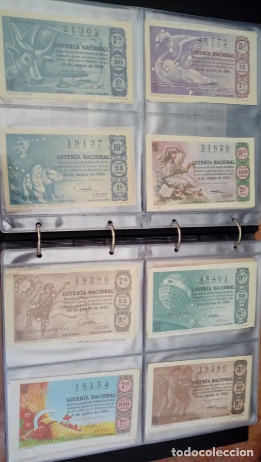 Lotería Nacional: COLECCIÓN COMPLETA DE LOTERÍA NACIONAL, DESDE EL AÑO 1963 INCLUSIVE HASTA LA FECHA ACTUAL. - Foto 9 - 151901426