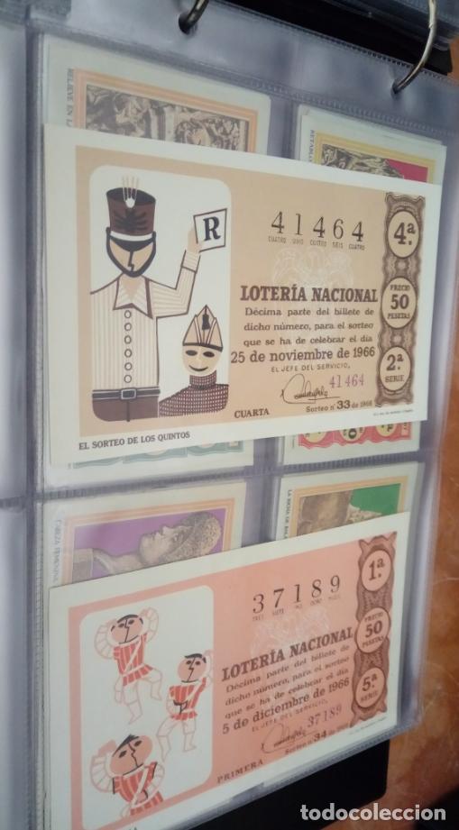 Lotería Nacional: COLECCIÓN COMPLETA DE LOTERÍA NACIONAL, DESDE EL AÑO 1963 INCLUSIVE HASTA LA FECHA ACTUAL. - Foto 13 - 151901426