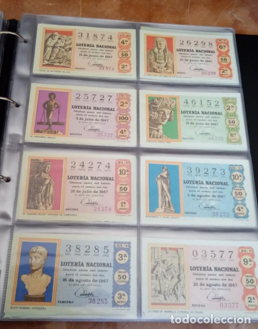 Lotería Nacional: COLECCIÓN COMPLETA DE LOTERÍA NACIONAL, DESDE EL AÑO 1963 INCLUSIVE HASTA LA FECHA ACTUAL. - Foto 14 - 151901426