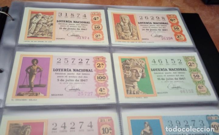 Lotería Nacional: COLECCIÓN COMPLETA DE LOTERÍA NACIONAL, DESDE EL AÑO 1963 INCLUSIVE HASTA LA FECHA ACTUAL. - Foto 15 - 151901426