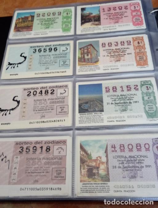 Lotería Nacional: COLECCIÓN COMPLETA DE LOTERÍA NACIONAL, DESDE EL AÑO 1963 INCLUSIVE HASTA LA FECHA ACTUAL. - Foto 16 - 151901426