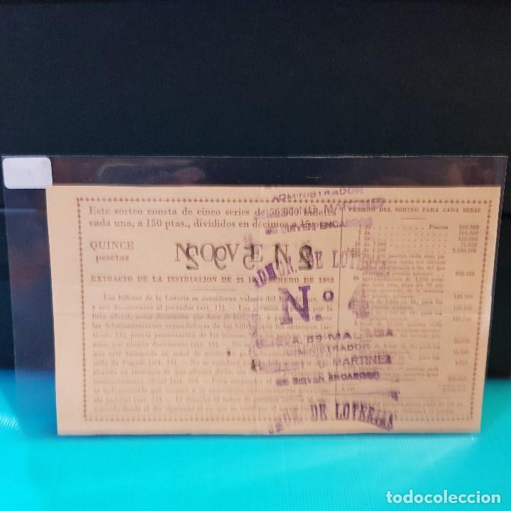 Lotería Nacional: Lotería nacional del año 1954 sorteo 8 - Foto 2 - 160060054
