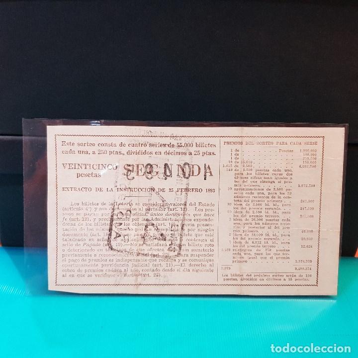 Lotería Nacional: Lotería nacional del año 1956 sorteo 22 - Foto 2 - 160060142