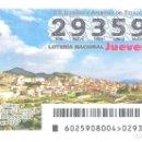 Lotería Nacional: 1 DECIMO LOTERIA NACIONAL SABADO 28 ABRIL 2018 34/18 REGIMIENTO ACORAZADO CASTILLA 16 - BADAJOZ. Lote 160445776