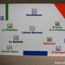 Lotería Nacional: LOTERIA NACIONAL. SORTEO 22.06.13 EN CIUTADELLA DE MENORCA. AÑO 2013. (MENORCA.3.4). Lote 169713008