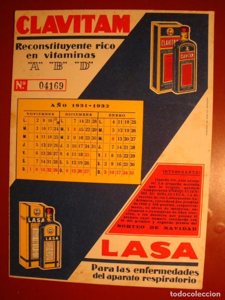 LASA 1.931/2 (Coleccionismo - Lotería Nacional)