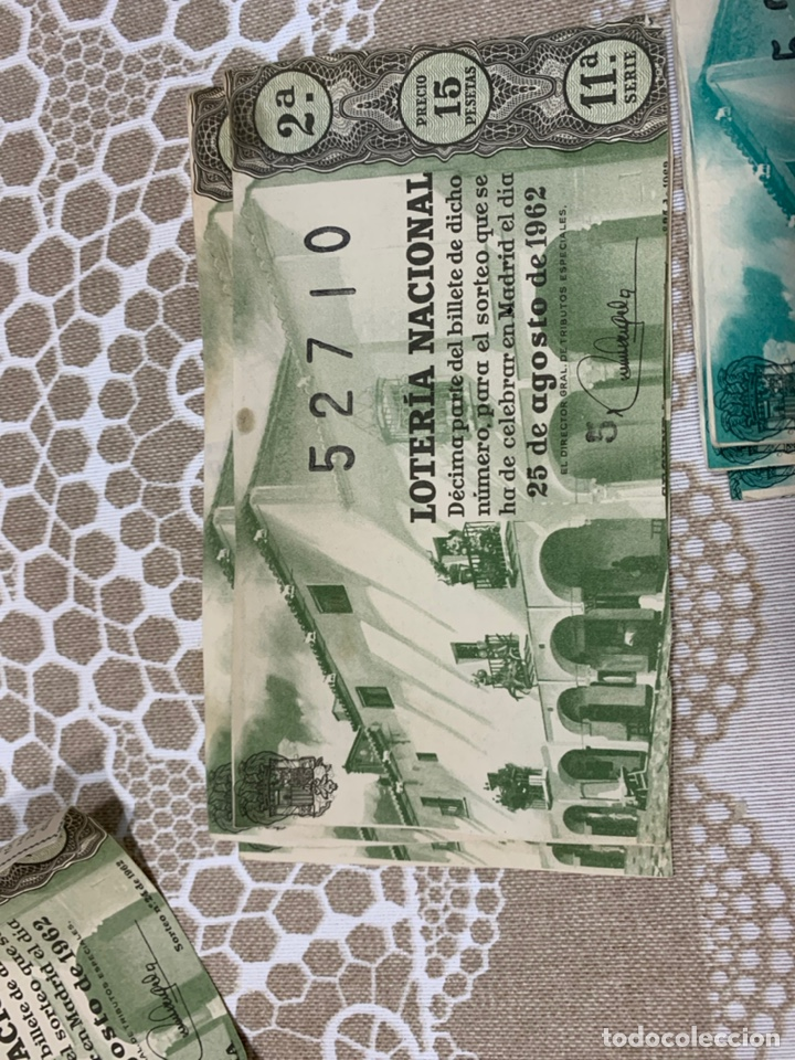LOTERÍA NACIONAL (Coleccionismo - Lotería Nacional)