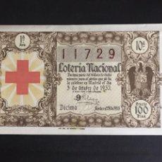 Lotería Nacional: LOTERIA AÑO 1953 SORTEO 28. Lote 197122747