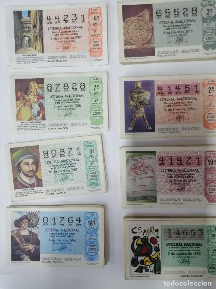Lotería Nacional: BILLETES LOTERIA - Foto 2 - 200092622