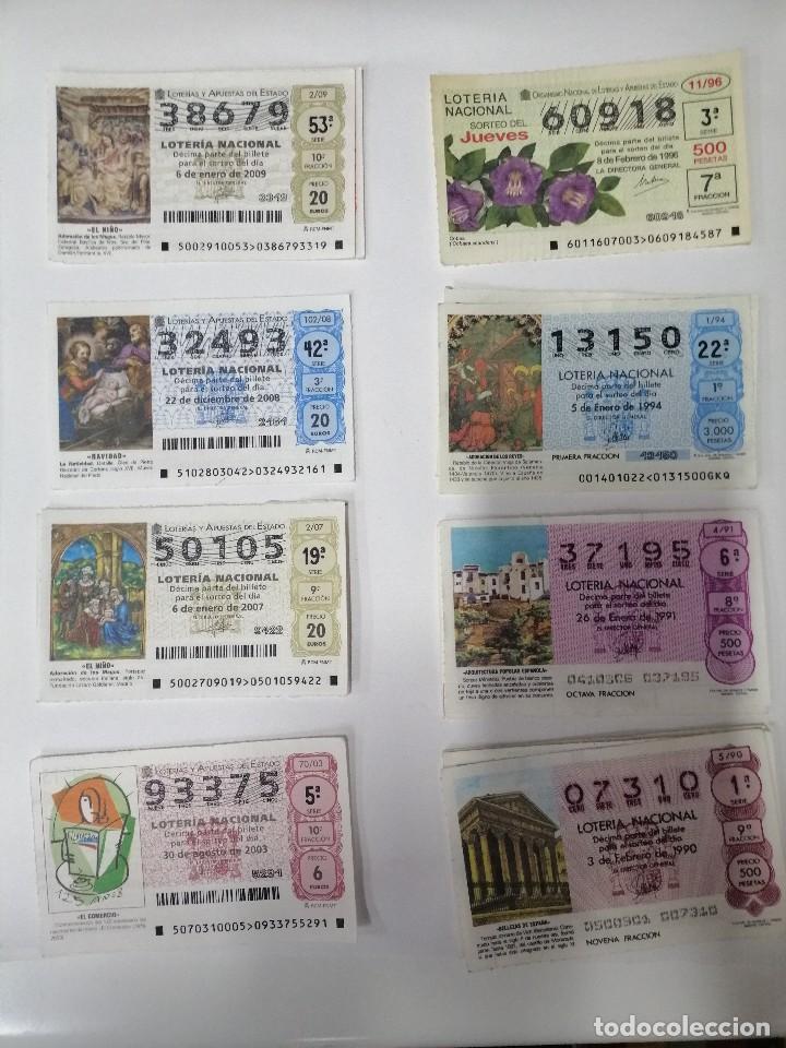 Lotería Nacional: BILLETES LOTERIA - Foto 3 - 200092622