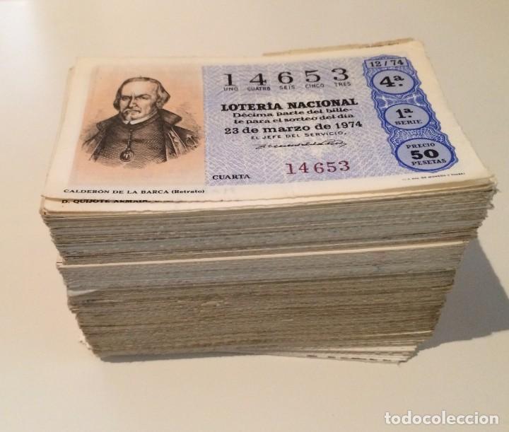 Lotería Nacional: BILLETES LOTERIA - Foto 6 - 200092622