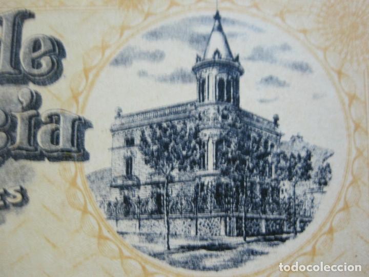 Lotería Nacional: BARCELONA-AMPARO DE SANTA LUCIA-SORTEO CHALET AVDA TIBIDABO-LOTERIA-AÑO 1906-VER FOTOS-(69.657) - Foto 5 - 203817373