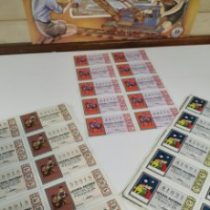 Lotería Nacional: 50 BILLETES DE LOTERÍA NACIONAL 1969. Lote 206821858