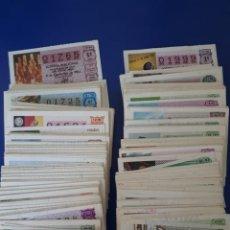 Lotería Nacional: LOTERIA NACIONAL NÚMERICA 500 NÚMEROS 1.500 HASTA 1.999 COMPLETO. Lote 207228146