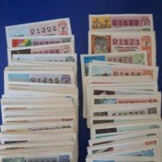 Lotería Nacional: LOTERIA NACIONAL NÚMERICA 500 NÚMEROS 1.000 HASTA 1.499 COMPLETO. Lote 207228292