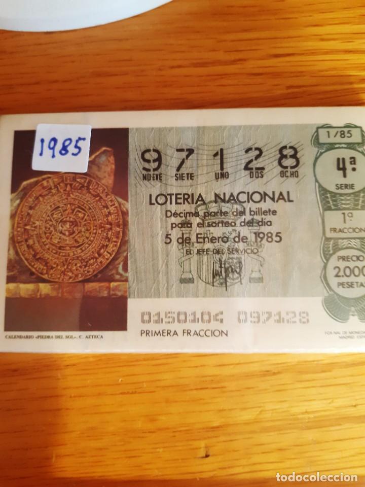 LOTERIA DE LOS SABADOS (Coleccionismo - Lotería Nacional)